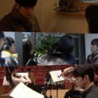 """Jung Hae In, Chae Soo Bin y más tienen dificultades con el atrezo en vídeo tras las cámaras de """"A Piece Of Your Mind"""""""