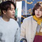 """Eric de Shinhwa y Go Won Hee continúan con sus incesantes peleas en """"Eccentric! Chef Moon"""""""