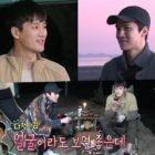Ahn Bo Hyun se une con Sehun de EXO en un viaje de campamento + recibe una llamada telefónica sorpresa de Park Seo Joon