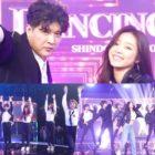 """Shindong de Super Junior y YooA de Oh My Girl presentan a los concursantes de """"Dancing Idol"""" a través de presentaciones en colaboración"""