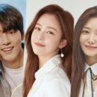 Yoon Shi Yoon, Kyung Soo Jin + Shin So Yul confirmados para protagonizar nuevo drama de ciencia ficción
