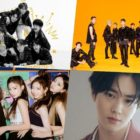 BTS, NCT 127, ITZY, Suho de EXO y más ocupan un lugar destacado en la lista de álbumes mundiales de Billboard