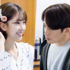 """Go Won Hee y Eric de Shinhwa se miran dulcemente a los ojos en """"Eccentric! Chef Moon"""""""