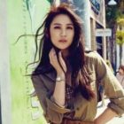 La actriz Claudia Kim anuncia embarazo