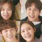 """El nuevo drama """"My Unfamiliar Family"""" revela póster de incómoda """"foto familiar"""" con Han Ye Ri, Kim Ji Suk y más"""