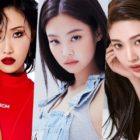 Se anuncia el ranking de reputación de marca de miembros de grupos de chicas del mes de abril