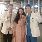 """Go Ara comparte pensamientos y fotos de su cameo en """"Hospital Playlist"""""""