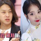 Kim Heechul explica por qué siempre recomienda a IU como modelo a seguir para las estrellas que lidian con comentarios maliciosos