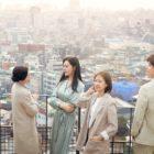 """Han Ye Ri, Kim Ji Suk, y más están juntos pero separados en el póster principal de """"My Unfamiliar Family"""""""