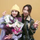 Sandara Park expresa gratitud hacia su compañera de 2NE1 Minzy por mostrar su apoyo en su musical