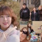 "Arin de Oh My Girl, Kwon Hyun Bin, y más navegan por los altibajos del instituto en avance y carteles de ""The World of My 17"""