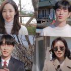 """Park Min Young, Seo Kang Joon y más comparten sus agridulces despedidas en el detrás de cámaras de """"I'll Go To You When The Weather Is Nice"""""""