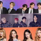 Se anuncia el ranking de reputación de marca de grupos ídolos del mes de abril