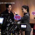 """Yoo Seung Ho en forma de broma demanda que Lee Se Young se  concentre mientras graban """"Memorist"""""""