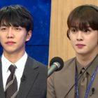 "Lee Seung Gi + Cha Eun Woo de ASTRO luchan contra sus nervios mientras informan las noticias en vivo en ""Master In The House"""