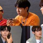 """Los miembros de """"Master In The House"""" tratan de seleccionar a Han Ji Min, Bong Joon Ho, Ma Dong Seok, y más como maestros del programa"""
