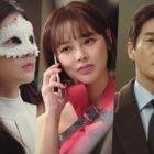 """Lee Bo Young y Park Si Yeon se enfrentan mientras Yoo Ji Tae mira desesperadamente en """"When My Love Blooms"""""""