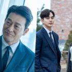 """Jo Sung Ha alaba a Yoo Seung Ho y Lee Se Young, compañeros de reparto de """"Memorist"""""""