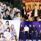 GOT7, NCT Dream, Oh My Girl, BTS, y más llegan a lo más alto de las listas mensuales de Gaon + Listas semanales