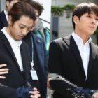 La fecha de sentencia de Jung Joon Young y Choi Jong Hoon por su juicio de apelación es postergada