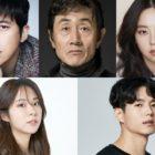 Go Soo, Heo Joon Ho, Ahn So Hee y más, confirmados para próximo drama de OCN