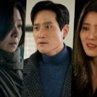 """El conflicto surge en """"The World Of The Married"""", ya que Kim Hee Ae está determinada a dejar la ciudad"""