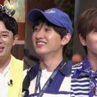 Eunhyuk de Super Junior y Boom se burlan sin piedad de Leeteuk por su amor a la atención