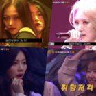 """Las participantes de """"Good Girl"""" sorprenden a su audiencia de celebridades con poderosas presentaciones en nuevo teaser"""