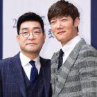 "Son Hyun Joo muestra su apoyo al drama de Choi Jin Hyuk ""Rugal"""