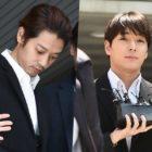 Jung Joon Young y Choi Jong Hoon reciben nuevas sentencias tras el juicio de apelación