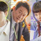 Park Hae Jin, Kim Eung Soo, Han Ji Eun, y más protagonizan carteles de personajes para nueva comedia de oficina