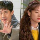 "Shin Ha Kyun intenta animar a Jung So Min con sus maneras excéntricas en ""Fix You"""