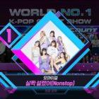 """Oh My Girl logra séptima victoria para """"NONSTOP"""" en """"M Countdown"""" – Presentaciones de NU'EST, ASTRO, BOL4 y más"""
