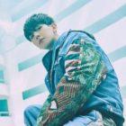 """[Actualizado] Baekhyun de EXO ofrece adelanto de su comeback """"Delight"""" con nuevas fotos teaser"""