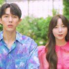 "Im Seulong de 2AM y Kei de Lovelyz cantan dulcemente ""Female Friend"" a dúo en MV"