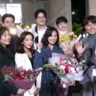 "El reparto de ""The World Of The Married"" agradece a los espectadores por el éxito del drama en el final comentado"