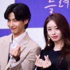 Jiyeon de T-ara y Song Jae Rim son vistos juntos + Las agencias niegan que estén saliendo