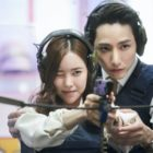 """Jin Se Yeon y Lee Soo Hyuk se acercan durante una cita en el campo de tiro en """"Born Again"""""""