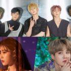 NU'EST logra triple corona + IU y Suga de BTS obtienen doble corona en las listas semanales de Gaon