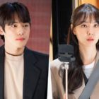 "Las co-estrellas de ""Crash Landing On You"" Kim Jung Hyun y Seo Ji Hye se reúnen como pareja en ""Dinner Mate"""