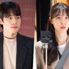 "Las co-estrellas de ""Crash Landing On You"" Kim Jung Hyun y Seo Ji Hye se reúnen como pareja en ""Dinner Mate"""