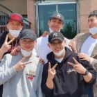 """Yook Sungjae + Hyunsik de BTOB se enlistan en el ejército después de recibir una cálida despedida de sus compañeros de banda en """"The Manager"""""""