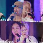"""Hyoyeon de Girls' Generation, Ailee, Jamie, Yeeun de CLC, Jiwoo de KARD y más hacen unidades para la actuación de """"Good Girl"""" + Votan por la ganadora"""