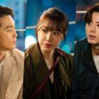 """Song Seung Heon y Seo Ji Hye simpatizan mientras cenan con Lee Ji Hoon mirando desde lejos en """"Dinner Mate"""""""