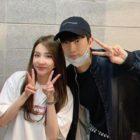 Sandara Park y Wooyoung de 2PM muestran una adorable amistad