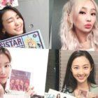 SISTAR celebra su décimo aniversario de debut con publicaciones conmovedoras