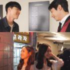 "Lee Soo Hyuk, Jang Ki Yong y Jin Se Yeon muestran amistad juguetona en el set de ""Born Again"""