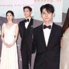 Las estrellas brillan en la alfombra roja de los 56th Baeksang Arts Awards