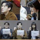 """Cho Seung Woo, Bae Doona y más se reúnen para la lectura del guión de la 2da temporada de """"Forest of Secrets"""" de tvN"""
