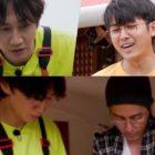 """Lee Kwang Soo y Son Ho Jun compiten graciosamente para ser el ayudante de Cha Seung Won en """"Three Meals a Day"""""""
